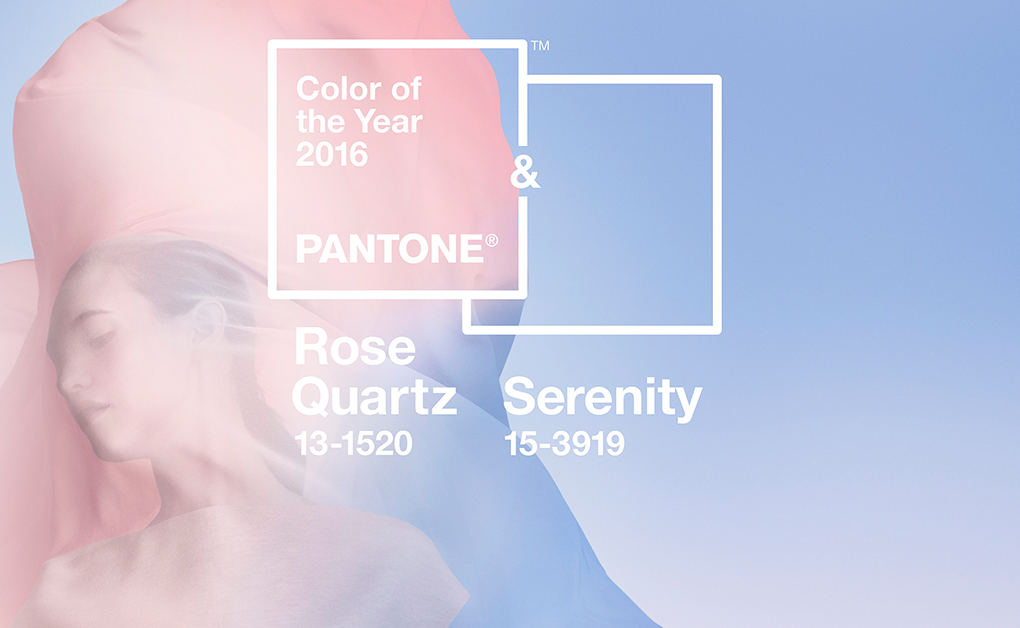 Pantone color of the year 2016 rose quartz serenity for Color of the year 2016